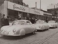 Porsche Gmund Coupe