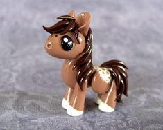 Appaloosa Pony by DragonsAndBeasties.deviantart.com on @deviantART