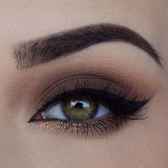 If you would like enhance your eyes and also increase your attractiveness, finding the very best eye make-up tips and hints will help. You need to be sure you wear make-up that makes you start looking even more beautiful than you already are. Makeup Goals, Love Makeup, Makeup Inspo, Makeup Inspiration, Makeup Ideas, Makeup Style, Pretty Makeup Looks, Fall Makeup Looks, Makeup Geek