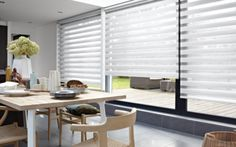 8 Simple and Crazy Tips: Ikea Blinds Bamboo outdoor blinds ideas.Wooden Blinds Diy blinds for windows awesome. Diy Window Blinds, Vertical Window Blinds, Sliding Door Blinds, Blinds For Windows, Shutter Blinds, Decor Blinds, Blinds Ideas, Living Room Blinds, House Blinds