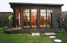artist studio for the backyard
