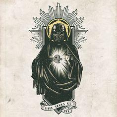 Paulo Capdeville – Star Wars Old School Tattoos   Geek Art – Art, Design, Illustration & Pop Culture !   Art, Design, Illustration & Pop Culture !