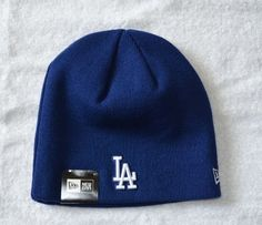 MLB Unisex Adult Los Angeles Dodgers Basic Knit (Blue, OSFA) by MLB. Save 9 Off!. $14.57. From New Era