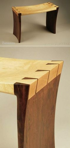 Woodworking with easy wood projects plans is a great hobby but we show you how to get started with the best woodworking plans to save you stress & cash on your woodworking projects Fine Furniture, Unique Furniture, Furniture Projects, Wood Furniture, Furniture Plans, Woodworking Joints, Woodworking Furniture, Woodworking Plans, Woodworking Projects