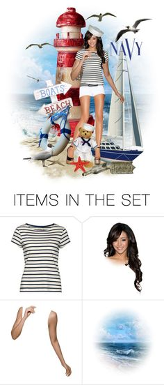 """""""SaiL away..."""" by riagr ❤ liked on Polyvore featuring art and vintage"""