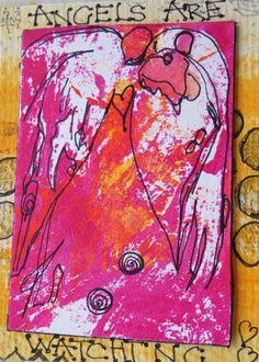 atc cards by kat gottke