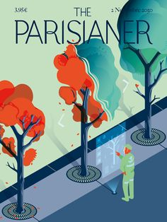 The Parisianer is all About the Cover