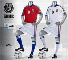 Republica Checa - Euro 1996