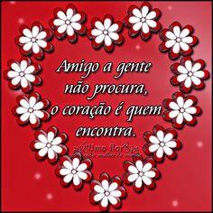 Uma flor para cada mulher do mundo : Amigos são tudo!