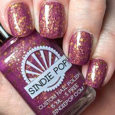 Golden Raspberries - Sindie Pop Cosmetics