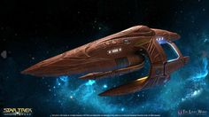 Vulcan ship