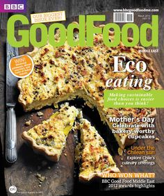BBC Good Food Middle East Magazine | March 2013