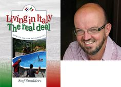 Meet Stef Smulders, author of Living in Italy, the Real Deal