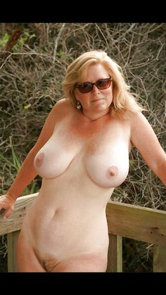 Naked older women muff join. And