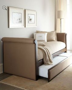 Horchow - great in a home office to slip into being a guest room...