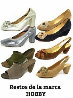 69b221d820e0 Por cierre de tienda vendemos Stock de Calzado para señora.Tenemos restos  de las marcas