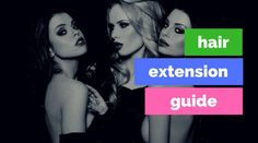 The ultimate guide to Hair Extensions! Everything related to hair extensions including the history, business, styles, types & terms.