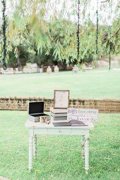 Picture Perfect Malibu Garden Wedding