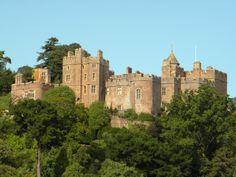 Dunster Castle in England