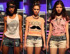 nova coleção da C \adoreeei as blusas *-*