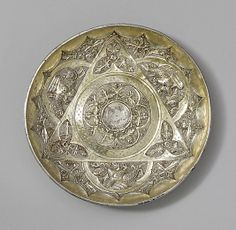 BOSNIA AND HERZEGOVINA | Drinking Bowl (Hanap), 1350–75. Eastern European or Bosnian or Serbian (?). The Metropolitan Museum of Art, New York. The Cloisters Collection, 1947 (47.101.42) #WorldCup
