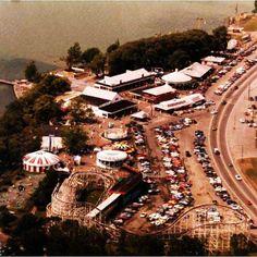 Roseland Aerial View