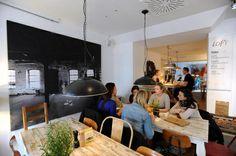 Loft. Mehr: http://www.coolibri.de/redaktion/gastro/restaurants/loft-fuer-leib-und-seele.html