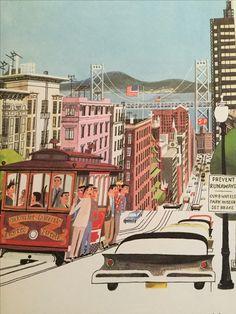This Is San Francisco by Miroslav Sasek
