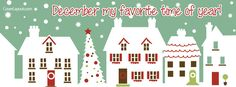December My Favorite Time Of Year Facebook Cover CoverLayout.com