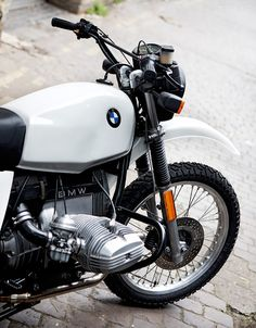 BMW R80 GS customized by Untitled Motorcycles