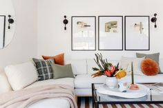 All Your Living Room Styling Questions Answered (Plus Some Furniture & Decor Reviews) - Emily Henderson Home Living Room, Living Room Designs, Living Room Decor, Paint Colors For Living Room, Beautiful Living Rooms, Decorating Small Spaces, Living Room Inspiration, Furniture Decor, Interior Design