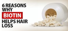 Biotin for Hair Loss - Should You Try it? - ProgressiveHealth.com