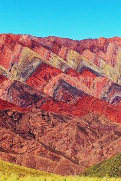Argentina Quebrada de Humahuaca - UNESCO World Heritage Site