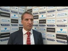 Watch Brendan Rodgers' post-Liverpool West Brom Interview - Liverpool FC from This Is Anfield This Is Anfield, Brendan Rodgers, West Brom, Liverpool Fc, Premier League, Victorious, Interview, Watch, Clock