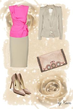 """""""Elegant Outfit"""" by eg-keen ❤ liked on Polyvore"""