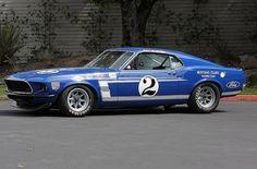 1969 Boss 302