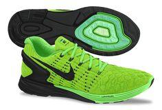 info for 8c9cf 29357 Nike Flyknit LunarGlide 6 Electric Green Volt Flash Lime Flyknit Lunar, Nike  Flyknit, Boys