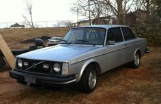 1980 Volvo 242 GT Volvo 240, Back To The 80's, Cars, Retro, Classic, Vehicles, Vintage, Derby, Autos