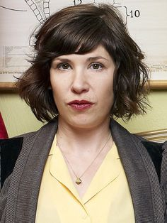 Carrie Brownstein Short Hair Style Hair How Tos Short