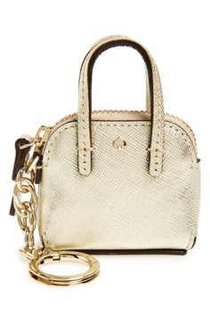 kate spade new york 'things we love - maise' bag charm available at #Nordstrom