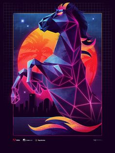 Laser Horse by James White