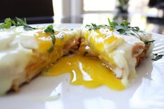 Croque Madame - Been thinking about this since we were in Paris!