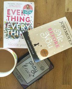A post featuring Jojo Moyes, Elizabeth Gilbert and Nicola Yoon. Nicola Yoon, Elizabeth Gilbert, Lemon, Lifestyle, Reading, Blog, Reading Books, Blogging