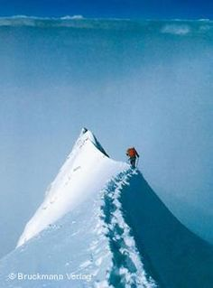 Summit Ridge Gasherbrum II (8034 m), Karakoram