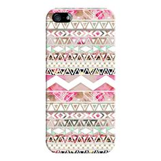 iPhone 6 Plus/6/5/5s/5c Case - Girly Pink White Floral Abstract Aztec... ($35) ❤ liked on Polyvore featuring accessories, tech accessories, phone cases, electronics, phone, téléphone, iphone case, apple iphone cases, aztec iphone 5 case and iphone cover case