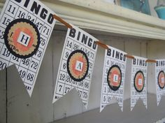 Items similar to Halloween Banner on Etsy Halloween Bingo Cards, Halloween Banner, Halloween Party, Samhain Halloween, Holidays Halloween, Adult Party Themes, Cute Banners, Diy Banner, Fall Cards