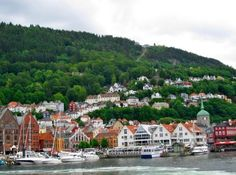 Diario de un viajero. Las mejores vistas de Bergen, puerta de entrada a los fiordos noruegos