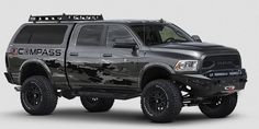 Ram 2500 Pintop system, Method Con 6 wheels, and Toyo Open Country MT tires. Ram Trucks, Dodge Trucks, Cool Trucks, Offroad, Ram Accessories, Truck Camper Shells, Dodge Cummins Diesel, Overland Truck, Jeep Suv