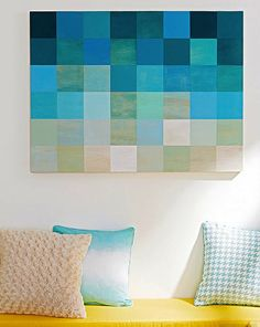8 Pieces of Pixelated Artwork to Make Right Now via Brit + Co