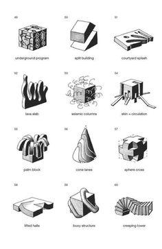 Siteless: 1001 Building Forms François Blanciak: